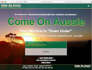 Australian business website directory